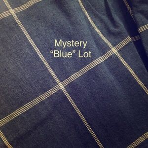 Mystery Closet Clean Out Blue Lot